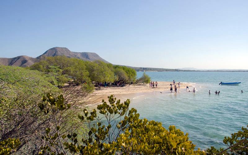 Playa Isla Cabra